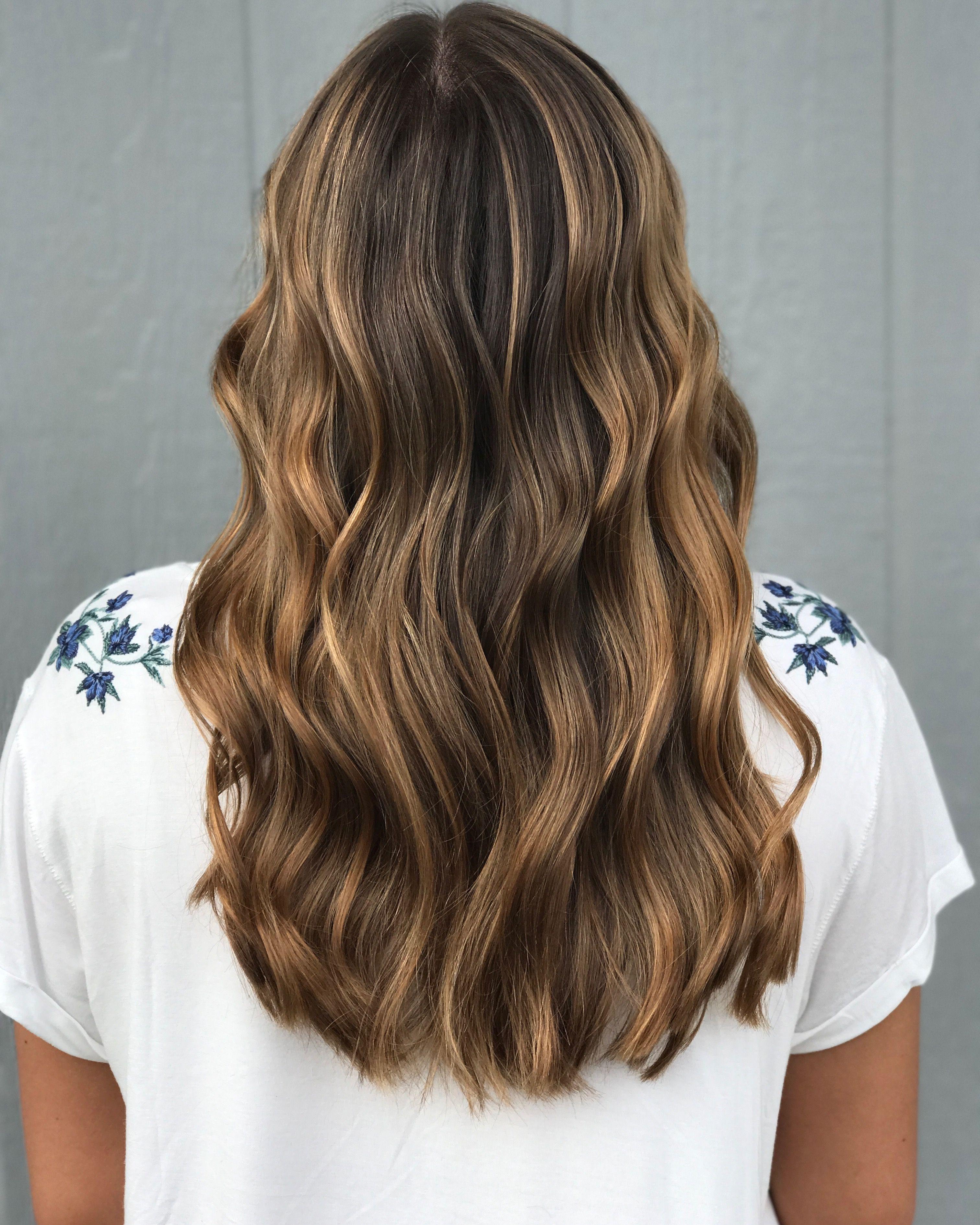Balayage #hairbyashleytaylor #balayage #highlights #fallhair #healthyhair #redken