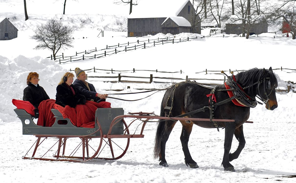Image result for sturbridge sleigh