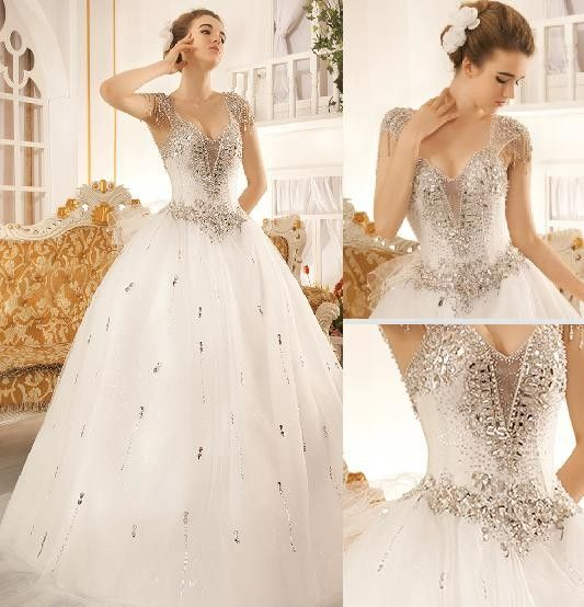 Ball Gown Wedding Dresses South Africa