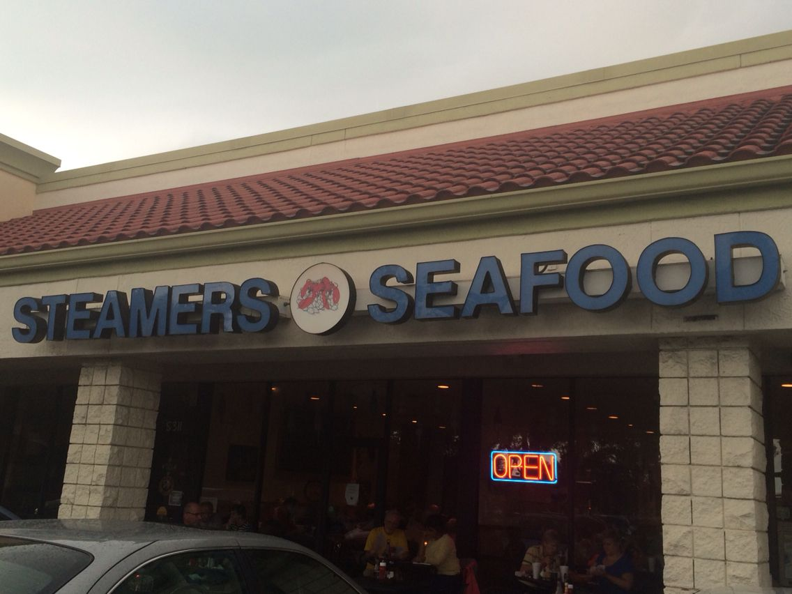 Steamers The Best Seafood Restaurant In Naples Fl The Best Kept