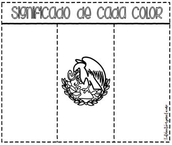 Estupenda Lapbook De La Bandera De Mexico Material Educativo Dia De La Bandera Manualidades 15 De Septiembre Para Ninos Dibujos De La Independencia