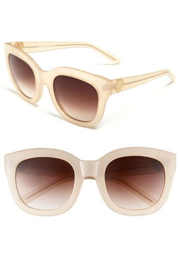 7d3eab5b4a2fc Vince Camuto Oversized Cat s Eye Sunglasses