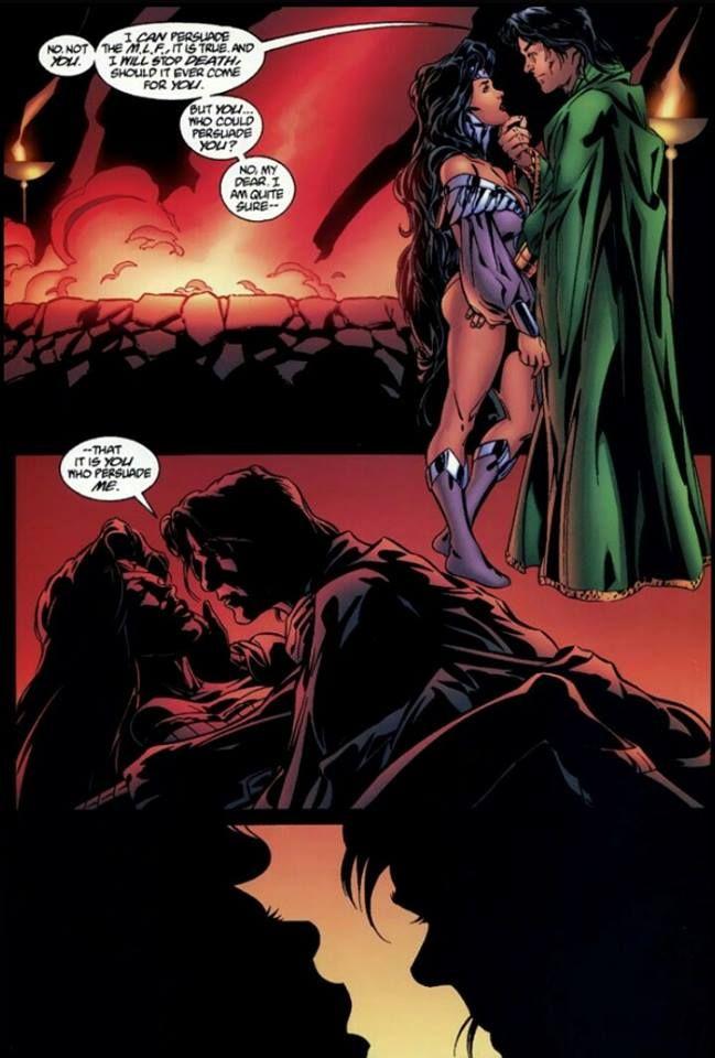 Damian wayne and nightstar