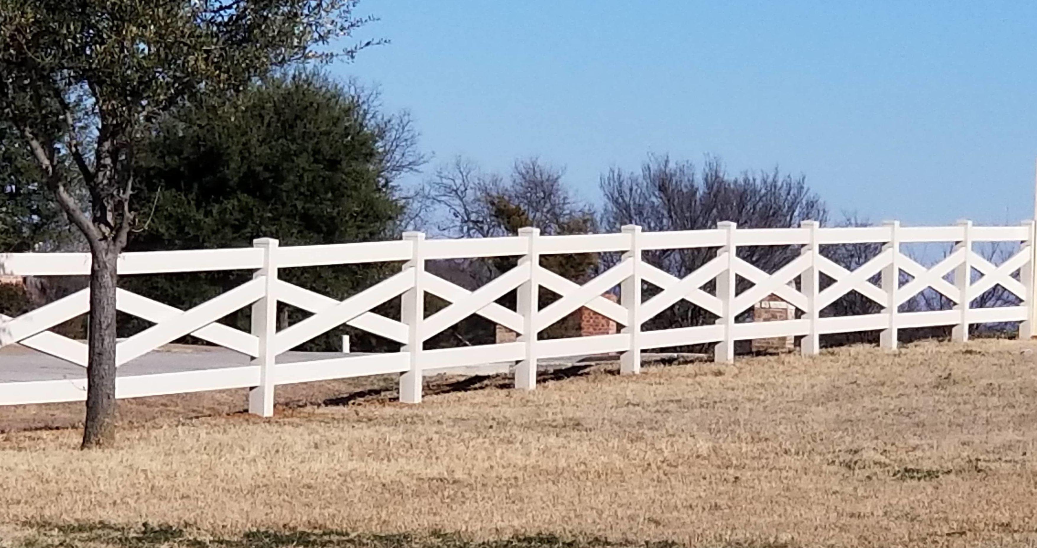 When To Choose A 4 Rail Post And Rail Vinyl Fence Post And Rail Fence Vinyl Fence Rail Fence
