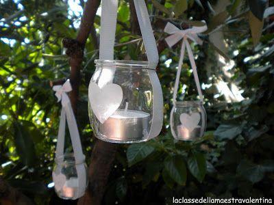 Lanterne Da Giardino Fai Da Te : La classe della maestra valentina lanternine da giardino garden