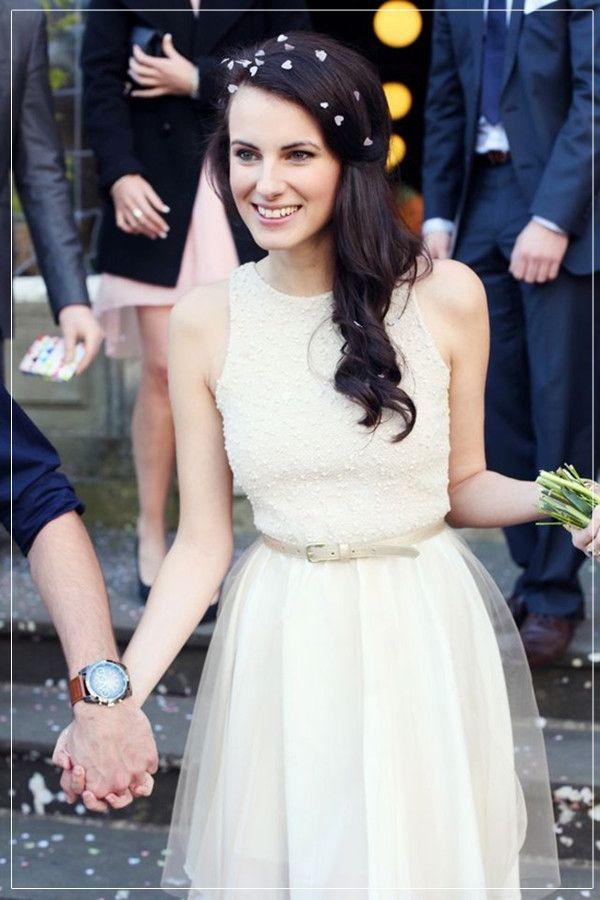Elegant Lace Bridal Dresses Courthouse Wedding Ideas Cityhallweddingideas Elegantweddinginvites