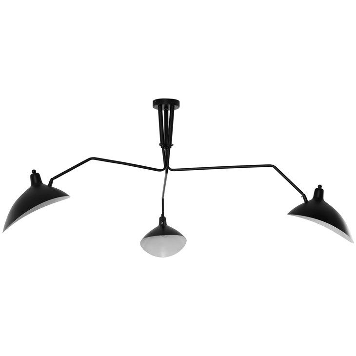 Modway furniture view ceiling fixture careen modernism diligently forward with the view lighting series fashioned to symbolize overflowing vessels of
