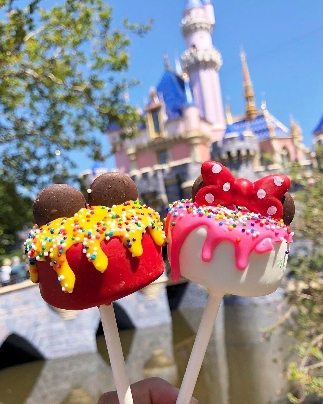 Disney Food Blog On Instagram Happy Birthday In 2020 Disney Food Disney Desserts Disney Food Blog