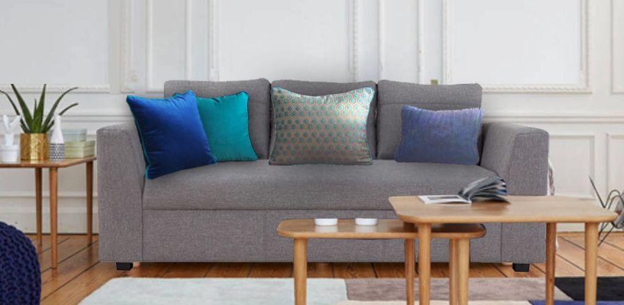 Coussins Decoratifs Bleus Bleu Vert Bleu Lagon Bleu Indigo