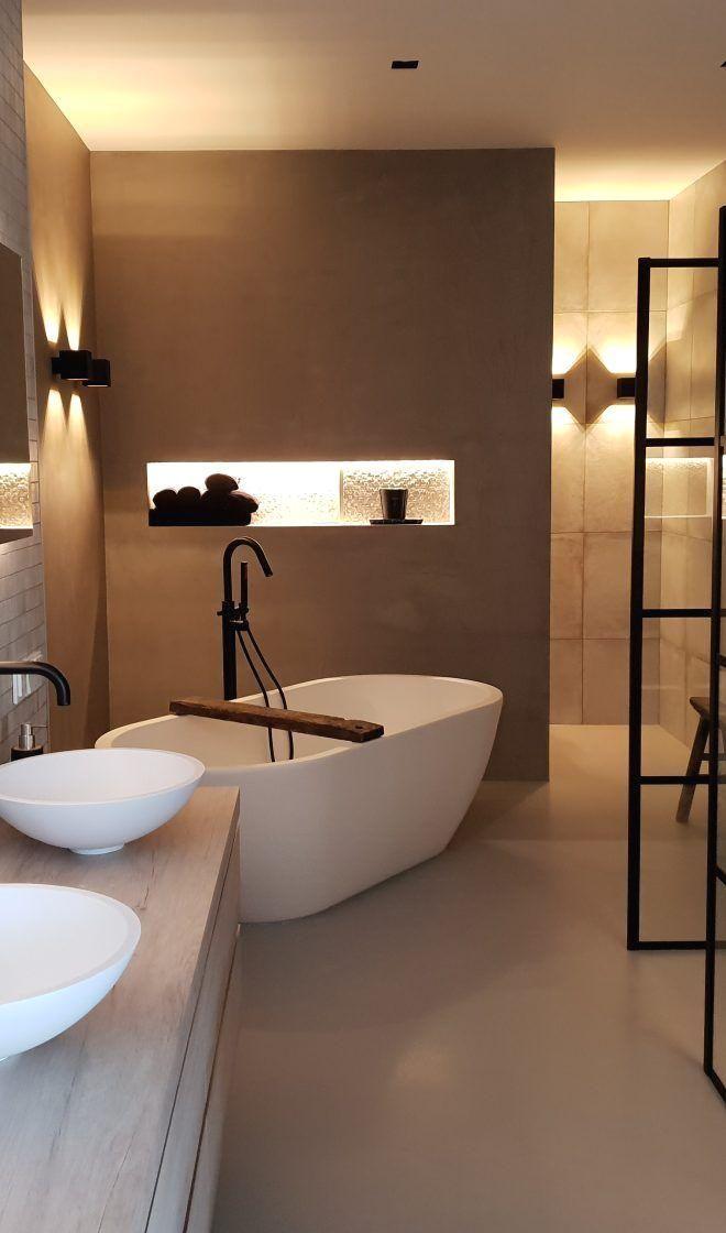 Wellness Bathroom Zuidlaren Inspiration Janijko