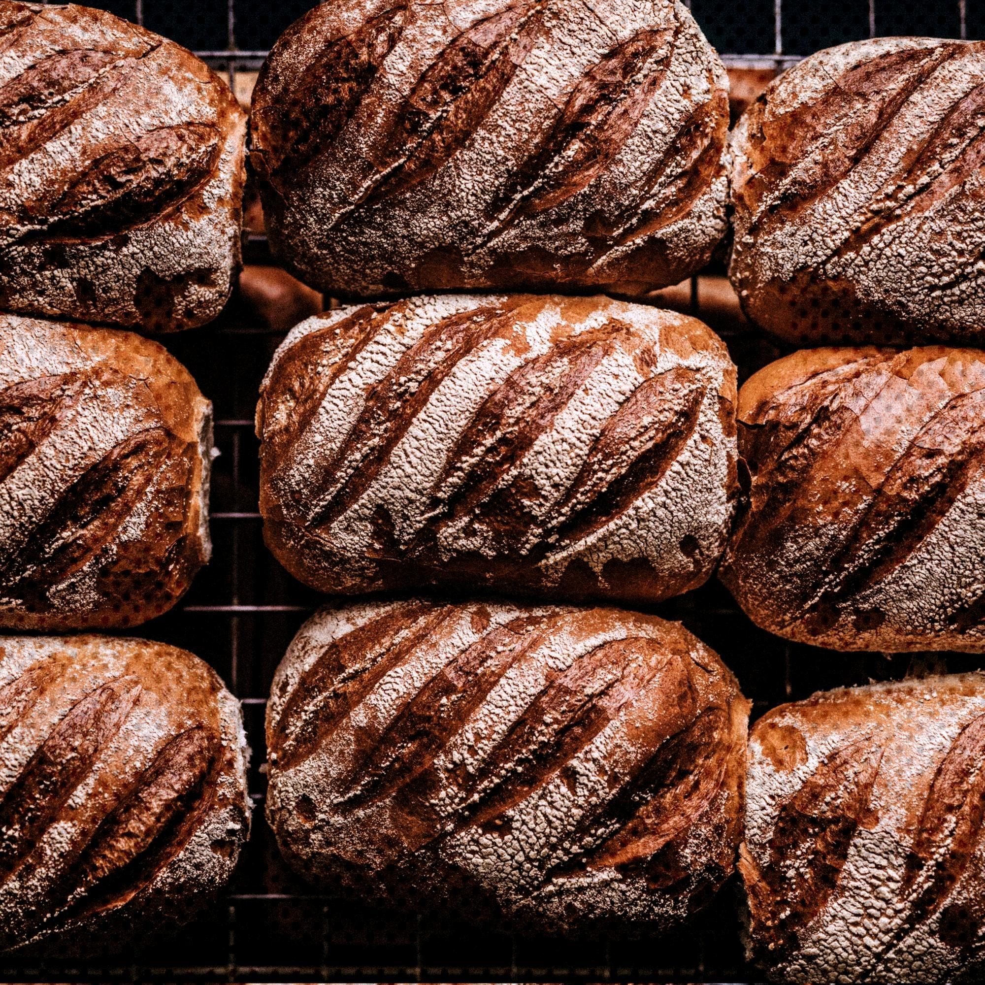 NEW WORK gt; gt; gt; gt; More images from the shoot for Independent, artisan bakery rebrand with ma