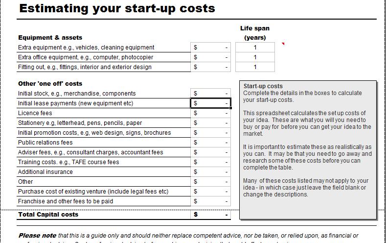 Business Cash Budget Template Download At HttpWwwXltemplates