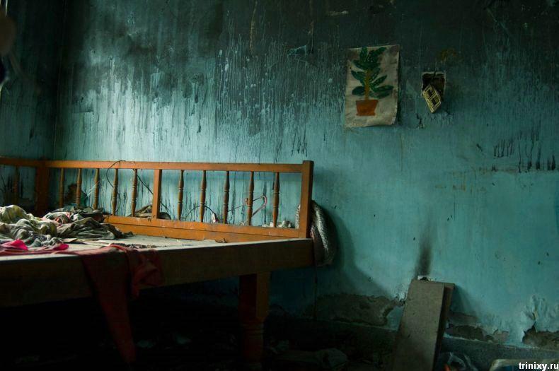 Casa abandonada (24 fotos)