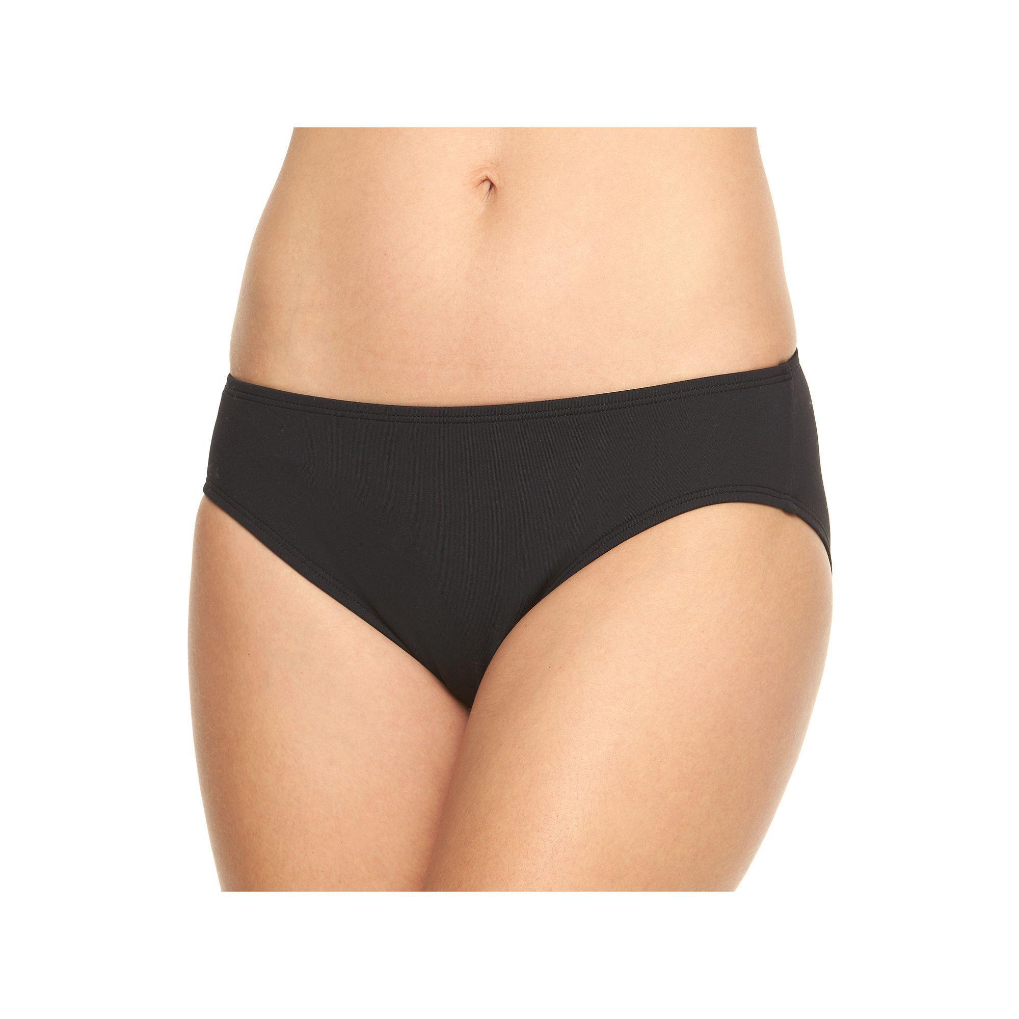 f2aa87c44e5bd Women s Chaps Solid Hipster Bikini Bottoms
