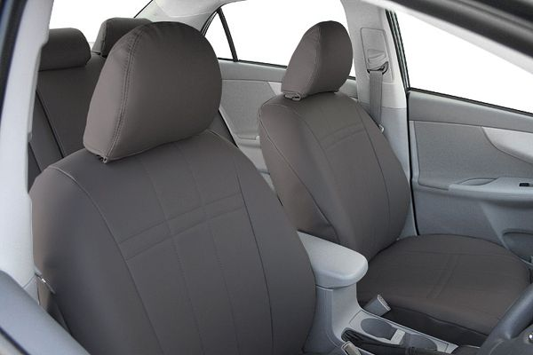 Cal Trend Leather Seat Covers