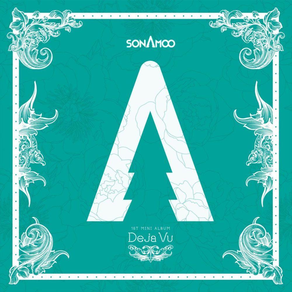 SONAMOO - 'Deja Vu' Album Lyrics (With images)   Mini albums ...