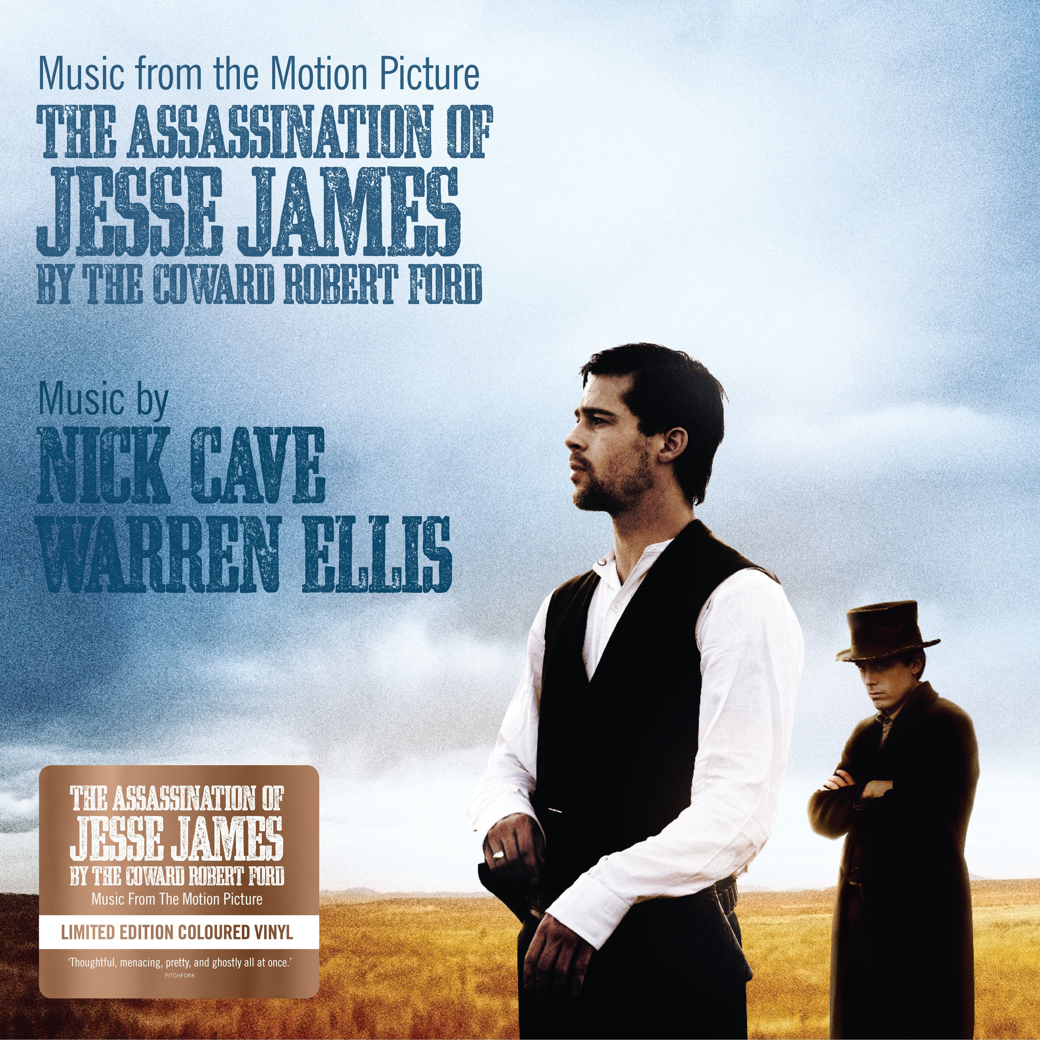 Nick Cave Warren Ellis The Assassination Of Jesse James By The Coward Robert Ford Soundtrack Col Assassination Of Jesse James Jesse James Movie Soundtracks