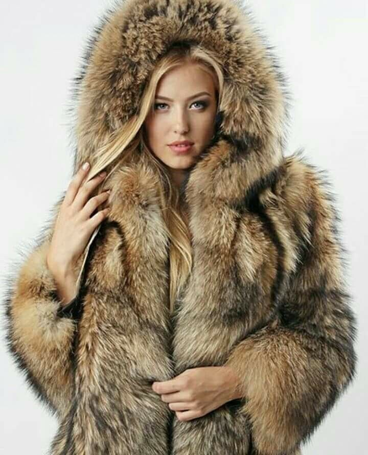 Faux Fur Open Front Fuzzy Coat in 2020 (With images