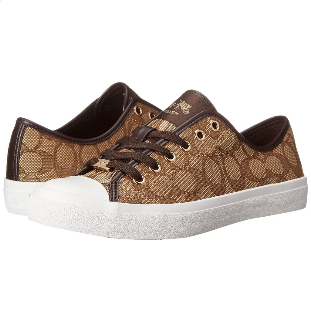 b159a66503d3c Coach Shoes | Coach Shoes | Color: Brown/Tan | Size: 7 | Products in ...