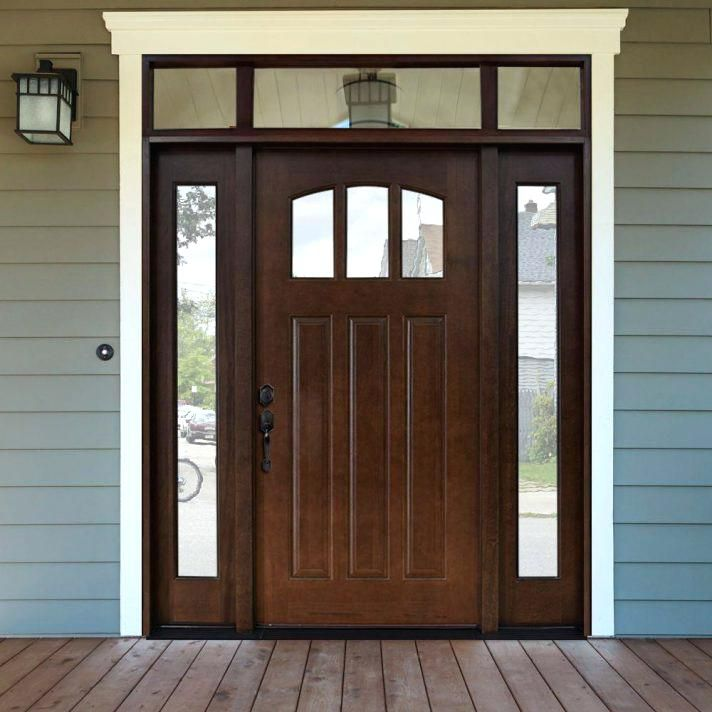 Lowes Exterior Doors With Sidelights Medium Size Of
