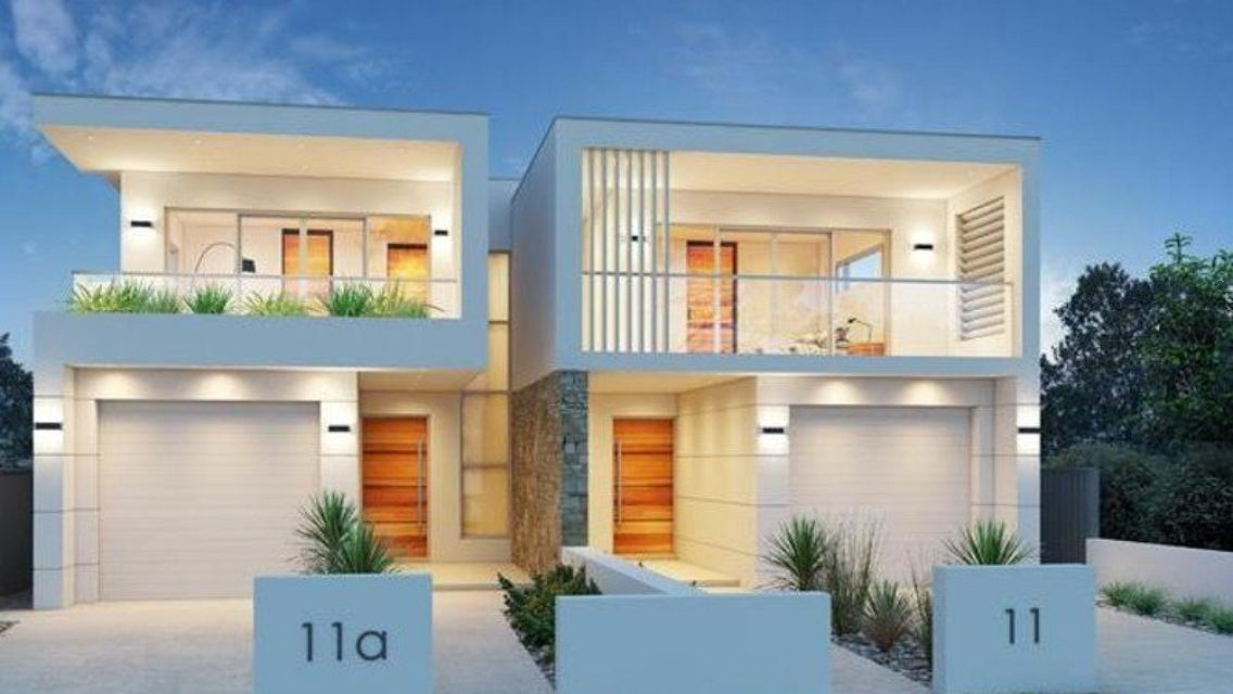 Luxury Duplex Duplex Design Duplex House Design Townhouse Designs
