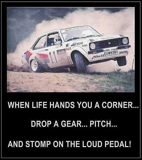 Every Rally Driver Knows - Imgur
