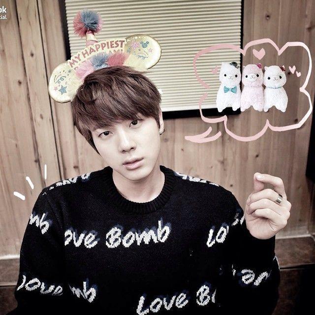 seok jin birthday #jinbirthday