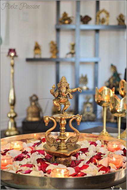 Ganpati Decoration Ideas | Ganpati Decoration Themes | Ganpati Décor |  Ganesh Chaturti Décor | Ganesh
