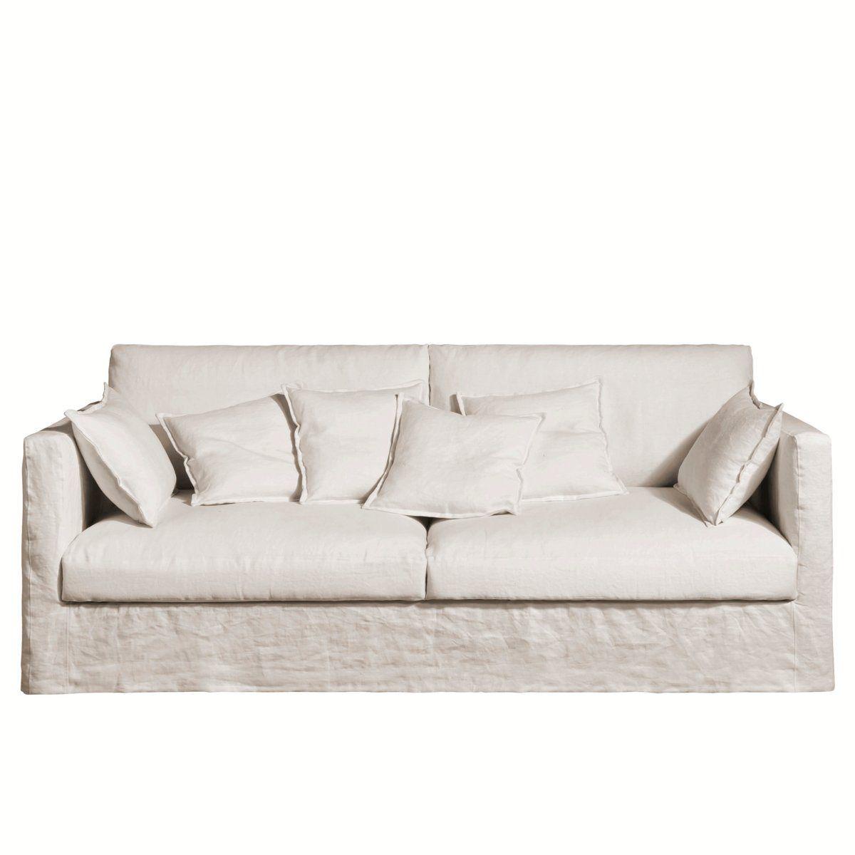 Petite Belgian Track Arm Slipcovered Sofa Fabric Repair Pin De Rena Skifte En Livingroom Pinterest Sofá