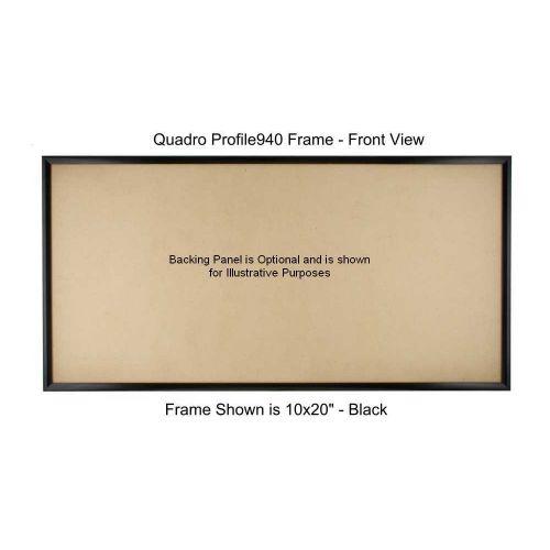 24 X 9 Custom Size Frame Picture Frames Frame Easy Frame