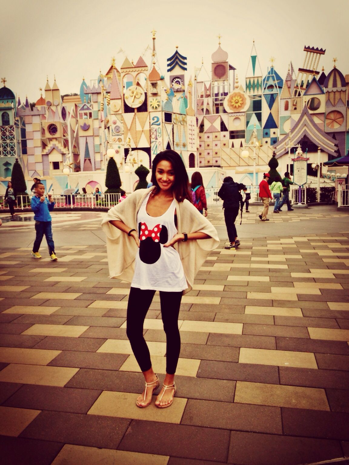 769442bb13b5 Disneyland outfit