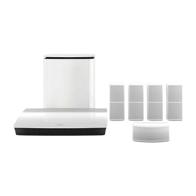Home Cinema Bose Lifestyle SoundTouch 600 Wi-Fi y Bluetooth