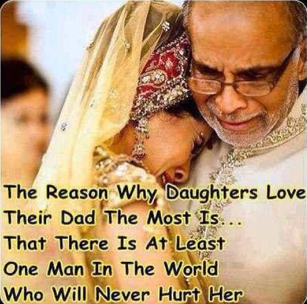 Father and daughter bonding at wedding. Bidaai   Wedding ...