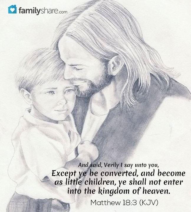 Matthew 18:3 KJV