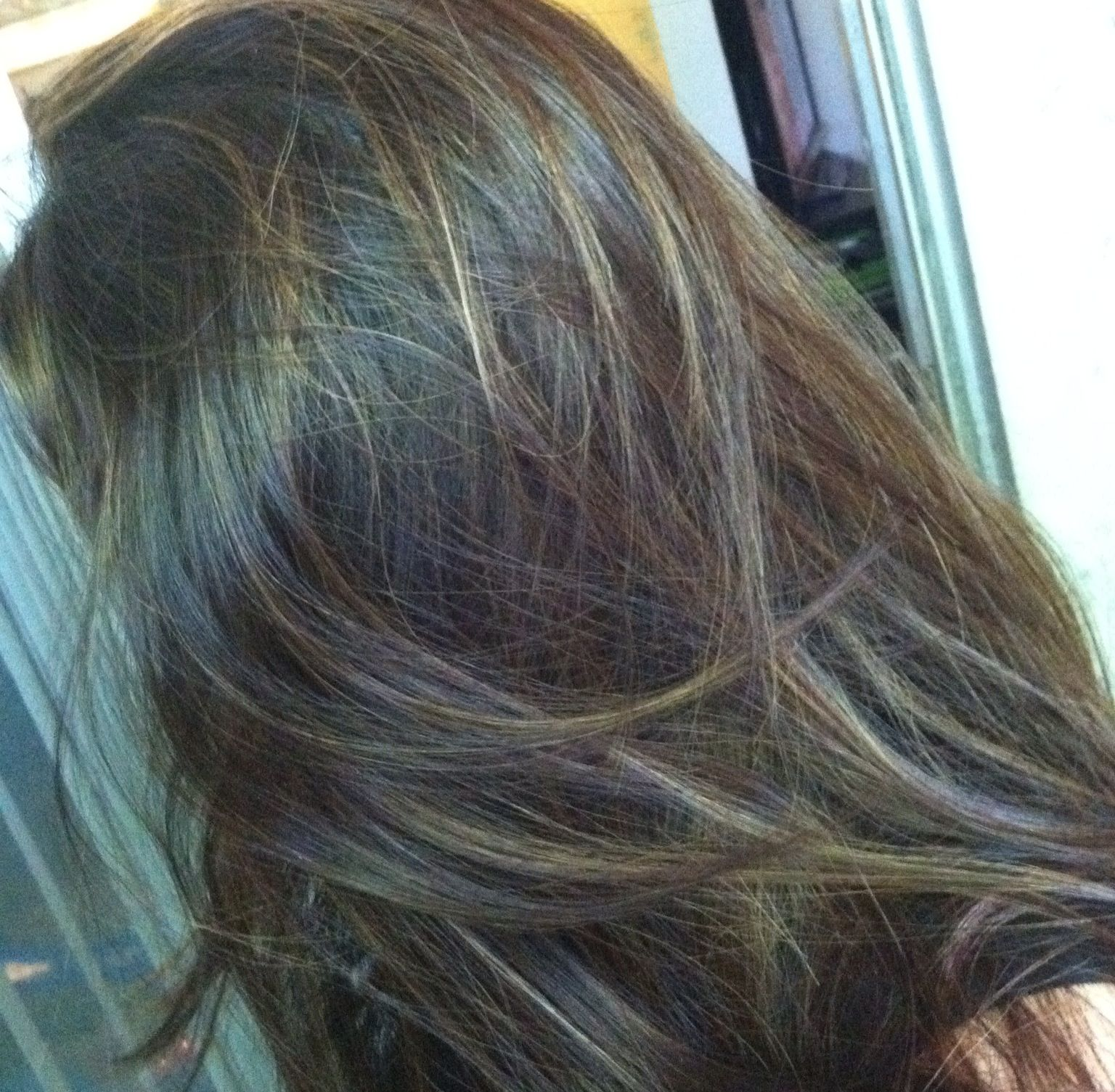 New Hair Using Revlon Frost And Glow Highlighting Kit In