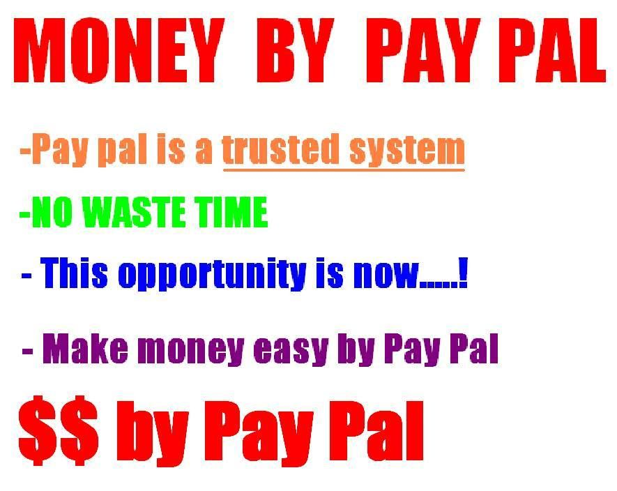 easyriches1: provide the Secret Tools that will Boost Your Paypal Account off the Ground for $5, on fiverr.com