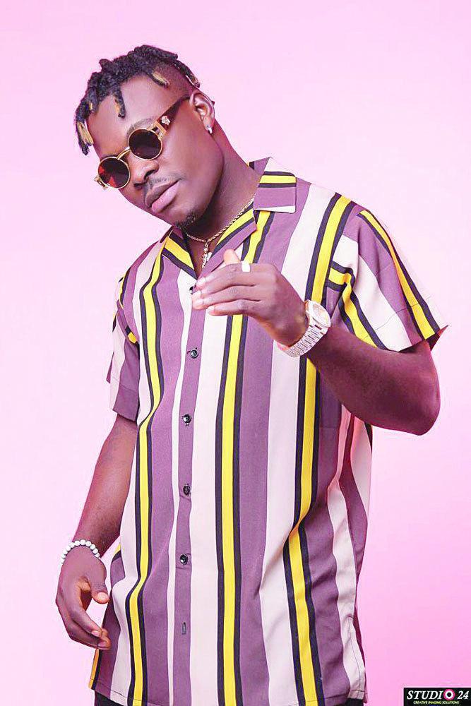 I will rule Afro Pop music in Nigeria —Specdo Pop music