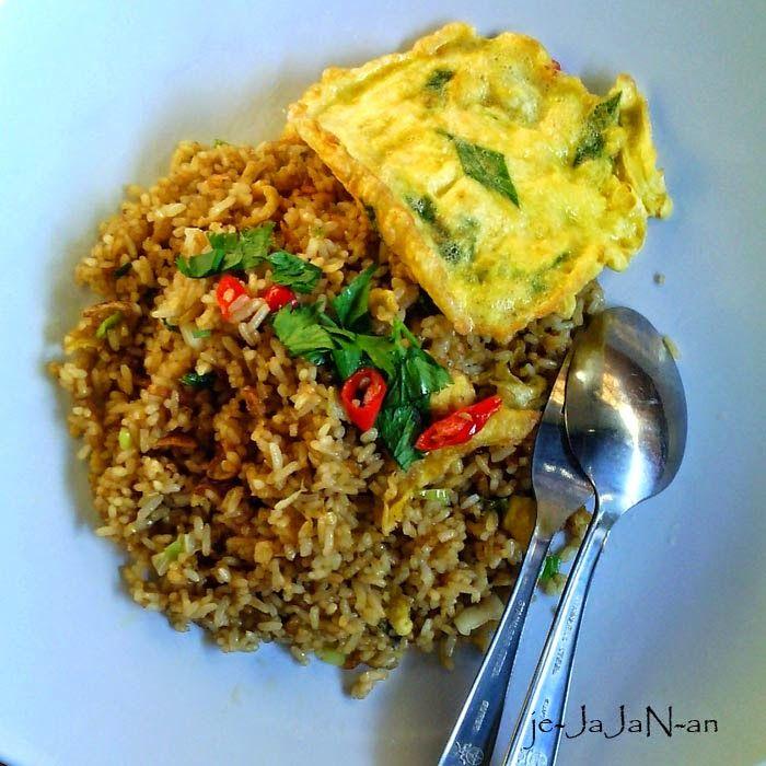 resep nasi goreng enak ala kaki lima cara memasak membuat makanan