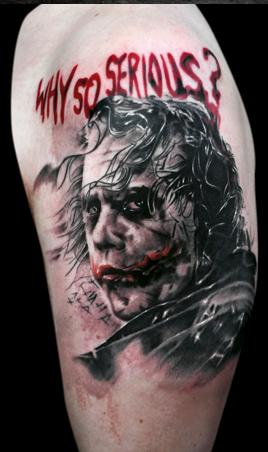 Brilliant Joker design
