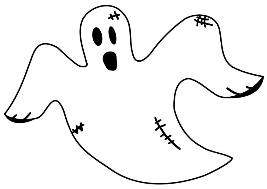 Free Printable Ghost Coloring Pages For Kids Coloring Pages Halloween Coloring Pages Ghost Lights