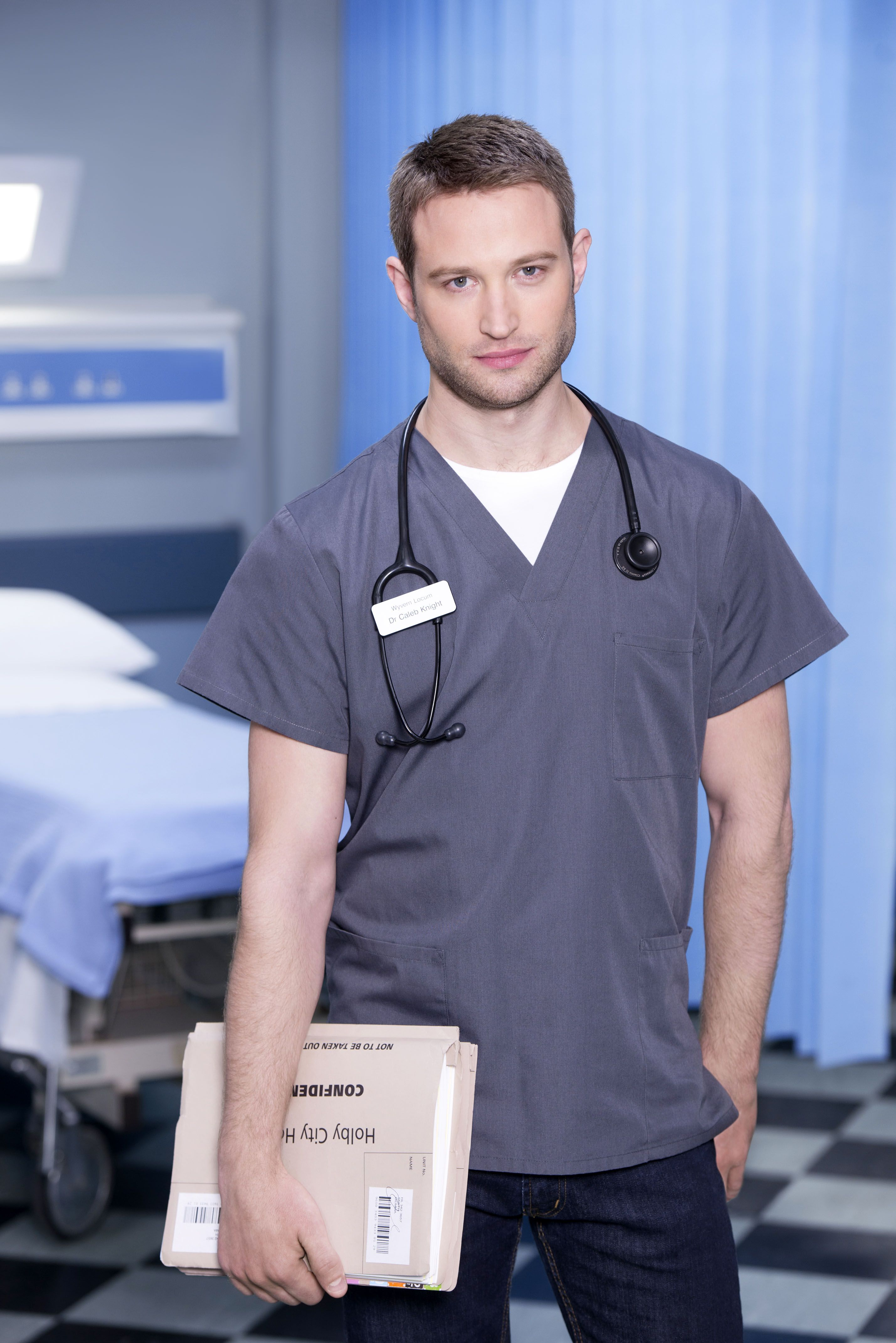 casualty richard winsor on playing new lothario medic caleb richard winsor interview