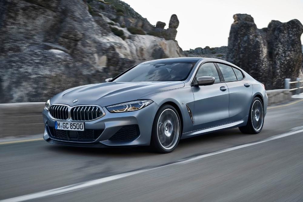 КЛАССНЫЕ ФОТО АВТО! (и не только): BMW 8 Series Gran Coupe ...