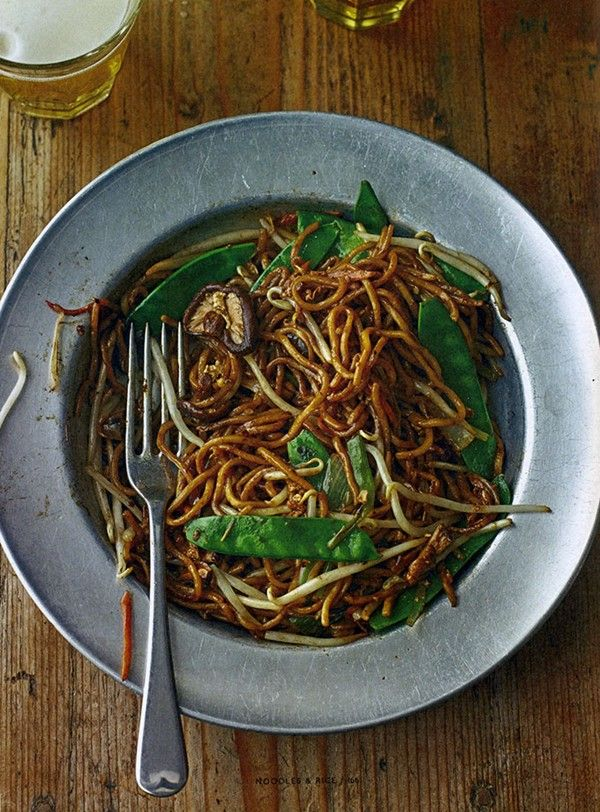 Stir fried egg noodles pad mhee leung goong food pinterest food stir fried egg noodles forumfinder Gallery