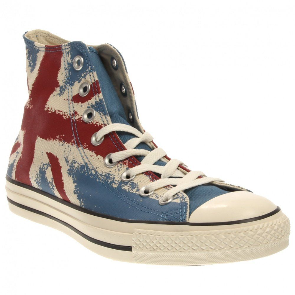 Converse Adult Flag Print Chuck Taylor All Star Shoes