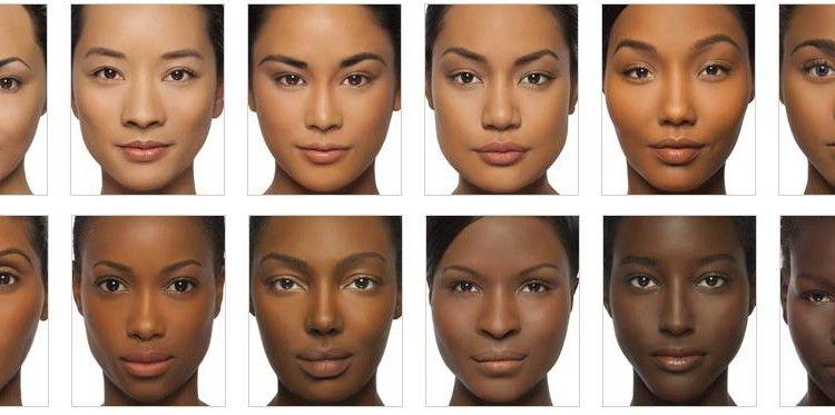 Why Do People Have Different Skin Colors Black Skin Tones Dark Skin Human Skin Color