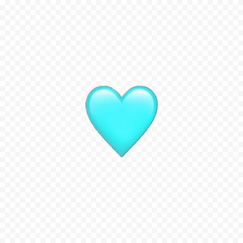 Via Giphy Blue Heart Emoji Heart Emoji Love Heart Gif