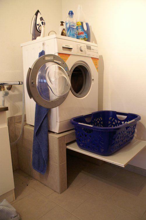Waschmaschine Podest in 2020 Waschmaschine podest
