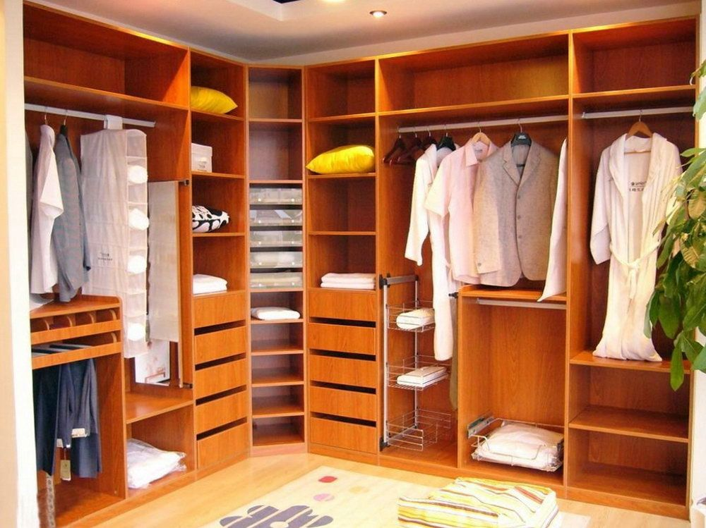 Bedroom Closet Design Plans Httpswwwhelmuthprojects16266Smalllshapedcloset