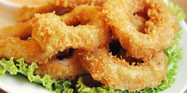 Resep Dan Cara Membuat Cumi Goreng Crispy Calamari Resep Masakan Resep
