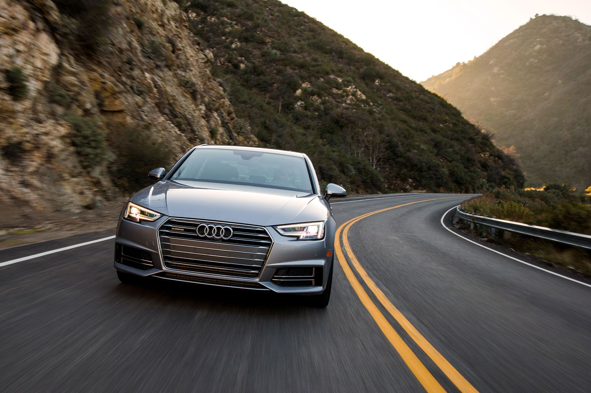 Sleek Aerodynamics Empowered With The Boosting Engine Of The New Audi A4 For More Detail Https Www Germancartech Co Uk Audi New Luxury Cars Audi A4